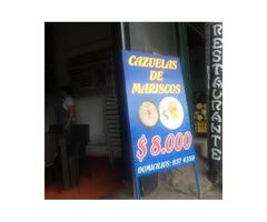 Venta De 2 Restaurantes Buena Ubicacion
