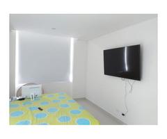 Venta De Hermoso Apartamento Con Espectacular Vista, Serena Del Mar Edificio Burano