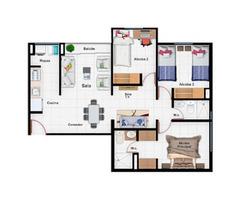 Venta De Apartamento En Colina Ruitoque Floridablanca