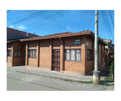 Se Vende Casa Esquinera En Socorro, Santander