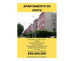 Venta de Apartamento en La Alborada Cali