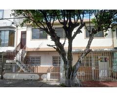 Venta de Casa segundo piso con plancha para terraza en Cristobal Colon