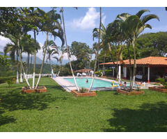 Venta de Hermosa Finca ideal para Eco-Hotel o Cabañas con 3 casas Remodeladas