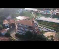 Venta de Hermoso Hotel Campestre 21500m2 km6 via San Gil Bucaramanga