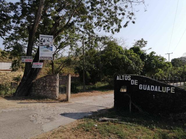 Venta lote en Turbaco Altos de Guadalupe
