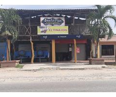 Venta de propiedad en Sabanalarga en la via principal a 40 min de Barranquilla y 90 min de Cartagena