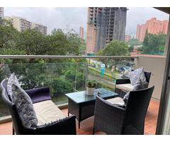 Venta de hermoso Apartamento en El Poblado sector Santa Fe