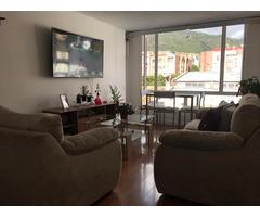 Apartamento en sector de Santa Bárbara a 5 min cc Unicentro y cc Hacienda Santa Barbara