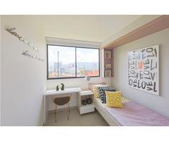 Cedo hermoso apartamento en proyecto Torres del Bosque