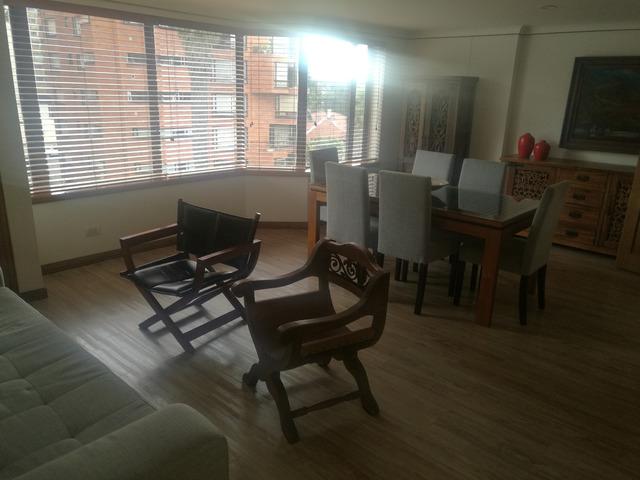 Apartamento bien ubicado en el nogal