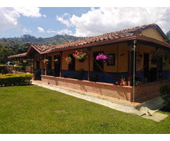 Venta de Finca en Fredonia a 40 km de Medellin