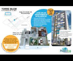 Proyecto Torre Silem Bucaramanga Apartamentos Inteligentes