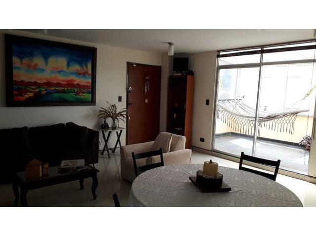 Vende o permuto apartamento Duplex- Sancancio Manizales