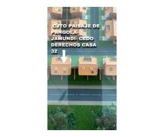 EXCELENTE OPORTUNIDAD, CASA PROYECTO CONJUNTO PAISAJE DE PANGOLA