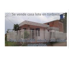 Venta de casa en Turbaco barrio El Recreo