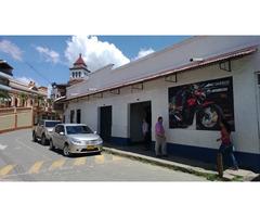 ¿Buscas invertir? ¡Esta es una excelente oportunidad! locales en el parque de Yolombó