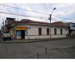 Casa ESQUINERA para remodelar ubicada en el barrio Belalcazar Cali