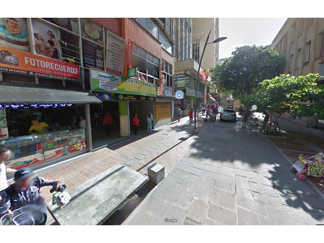 Venta de 2 locales en el centro de Bucaramanga calle 35 con cra 17