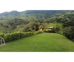 Venta de lote ubicado Barbosa Antioquia, vereda El Guayabo 2700mts2