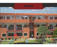Vendo casa nueva en el Conjunto Residencial Torres del Campo