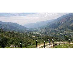 Venta de Lotes con hermosa vista al Valle de Aburra y a la subida al alto de Matasano