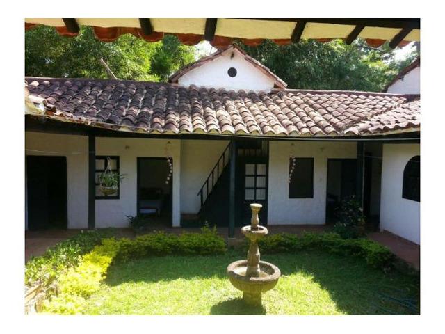 Se Vende Hermosa Casa Colonial La Casona Del Libertador En Curiti, Santander