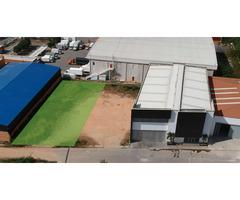 Venta de Lote en Conjunto industrial Las Acacias