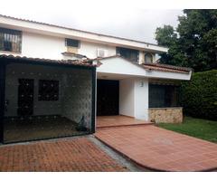 Casa en Parcelacion Riveras de Pance