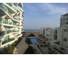 Espectacular Apartamento con Vista Directo al Mar - Cartagena