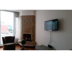 Rento Apartamentos Amoblados en Bogota. Sector Norte. Meses. Contacto 3165210267