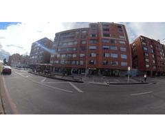 Rah código 19-828: Apartamento en Venta en Santa Barbara Bogota