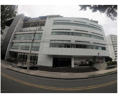 Rah código 19-837: Oficina en Arriendo en Chico Norte II Bogota