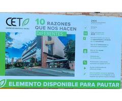 VENTA DE CONSULTORIO EN CONSTRUCCIÓN EN CC EL TESORO