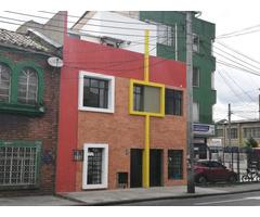 Rah código 19-1058: Edificio en Venta en Baquero Bogota