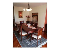 Rah código 19-1081: Apartamento en Arriendo en Los Rosales Bogota