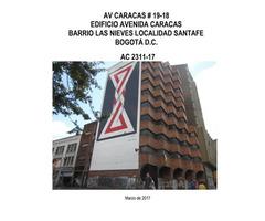 VENTA GRAN EDIFICIO AVENIDA CARACAS - BOGOTÁ